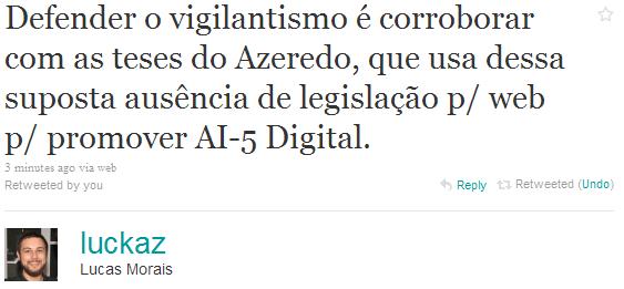 O #AI5Digital, a analogia das leis e a pedofilia: Não existe pedofilia na internet (5/5)