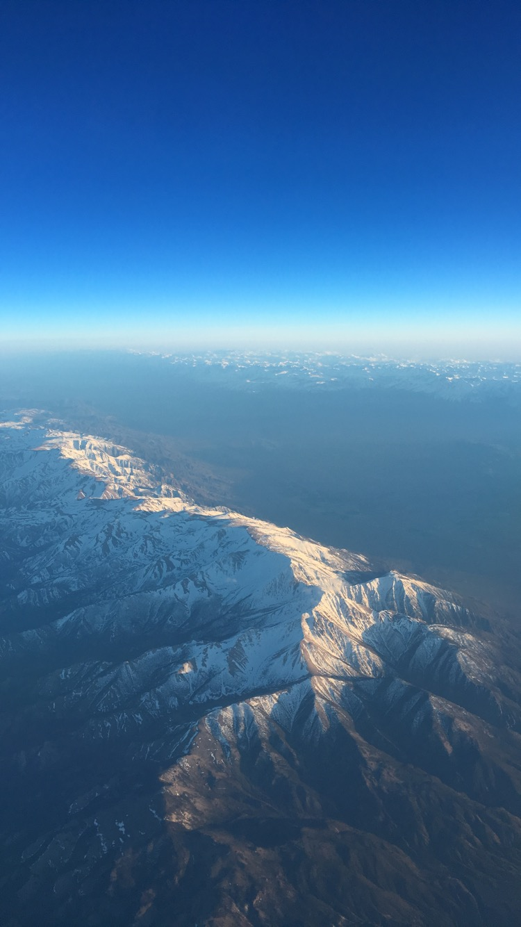View on Flight from DEN to SFO