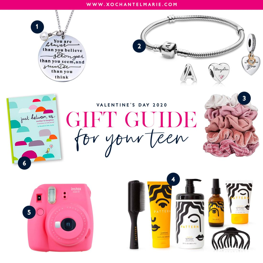 2020 Valentine's Day Gift Guide for teens