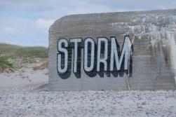09/2018 - Bunker, deren Überreste, überall