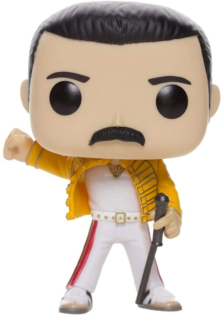 Funko Pop! Vinyl: Rocks: Queen: Freddie Mercury (Wembley 1986)