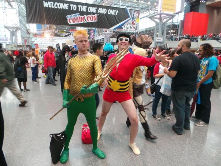 NYC Comic Con 2014 (1)