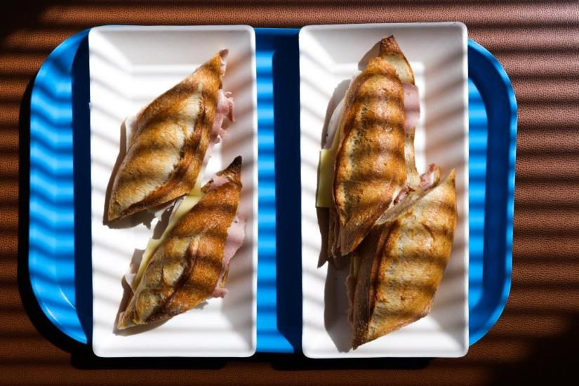 Eric Kayser x Chefs Club Counter - Ham & Cheese (Aaron Arizpe)