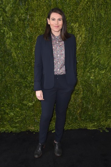 Actress Clea DuVall