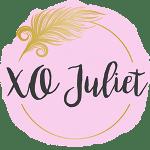 XO juliet wedding vow writing service logo