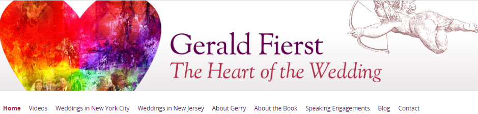 The Heart of the Wedding Wedding Officiant New York City