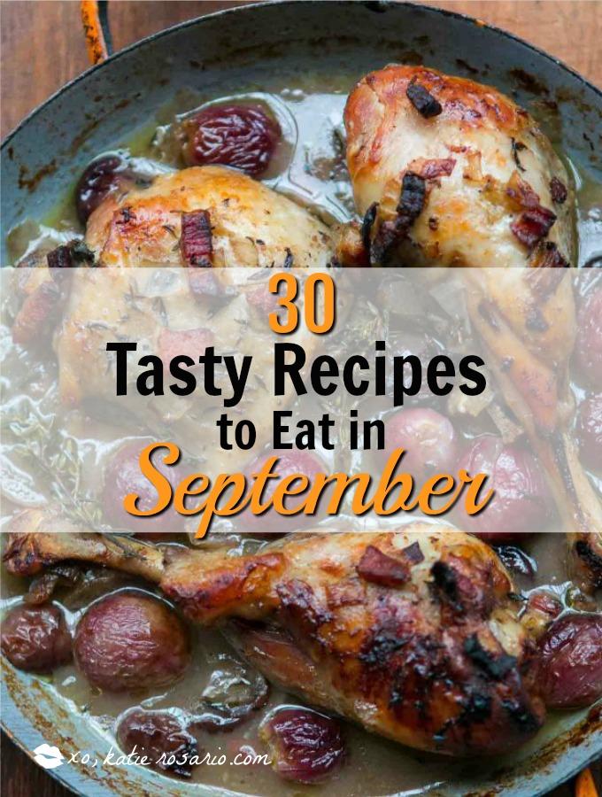 30 delicious recipes to eat in september_xokatierosario.com