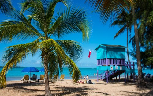 luquillo beach puertorico stunning vacation to take without a passport