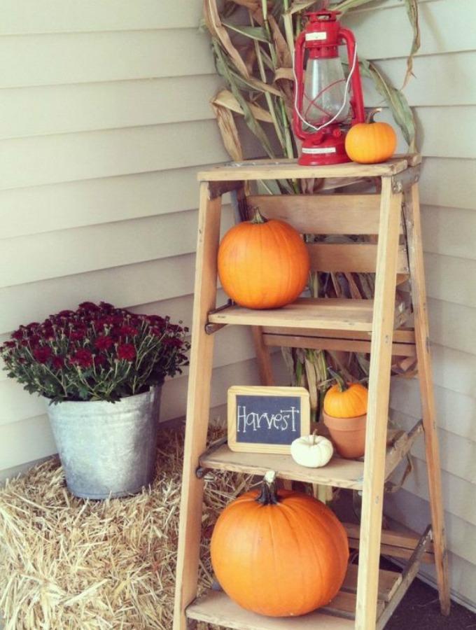 Easy DIY Fall Home Decor