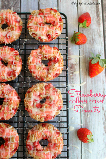 16 Homemade Easy Donut Recipes - Who doesn't love donuts! Omg! I love having so many great recipes that are easy to make at home! These easy homemade donuts look so good! I love that they are cakey donuts, baked, donuts, and fried donuts included on this post. There is also recipes for all the glazing, icings and fillings. I can't wait to make all of them! Saving for later!