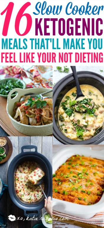 Omg! I just found this out Ketogenic Diet. This keto diet sounds crazy but totally works if you stick to it. What's better is that you can cook delicious healthy keto meals in a slow cooker. Set it and forget it. In a few hours while your busy you will have a tasty Keto friendly dinner that you will love! I am so excited to use my slow cooker to make homemade healthy keto recipe! So worth it! #crockpotrecipes #ketorecipes #ketogenicdiet #ketodiet #ketoslowcooker #lowcarb #slowcookerrecipes