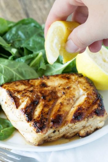 grilled halibut, easy grilling recipes that anyone can master