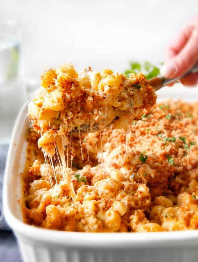 Fancy Mac & Cheese Recipes