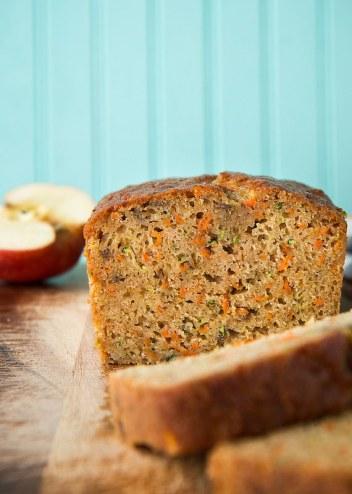 Zucchini Carrot Bread | Easy Desserts Made From Zucchini