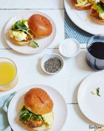Breakfast Sliders | Easy Slider Recipes