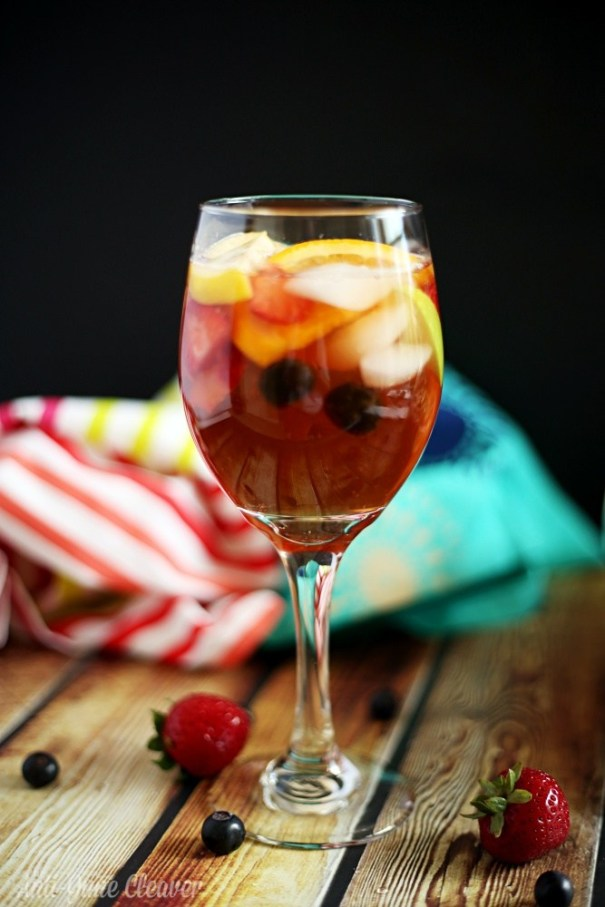 Canada Dry Seltzer Non Alcoholic Sangria   Mocktails Non-Alcoholic Drinks