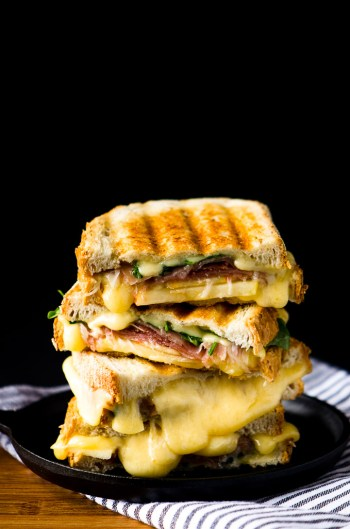 A Very Gouda Grilled Cheese | Gourmet Grilled Cheese Recipes
