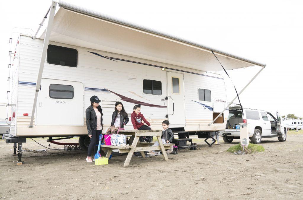 quinault rv park camping ground xolivi