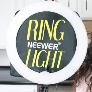 Neewer LED Ring Light