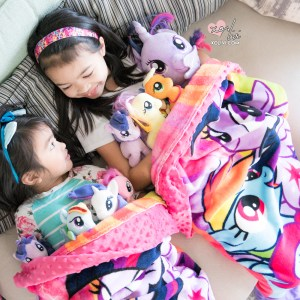 Blankie Tails My Little Pony