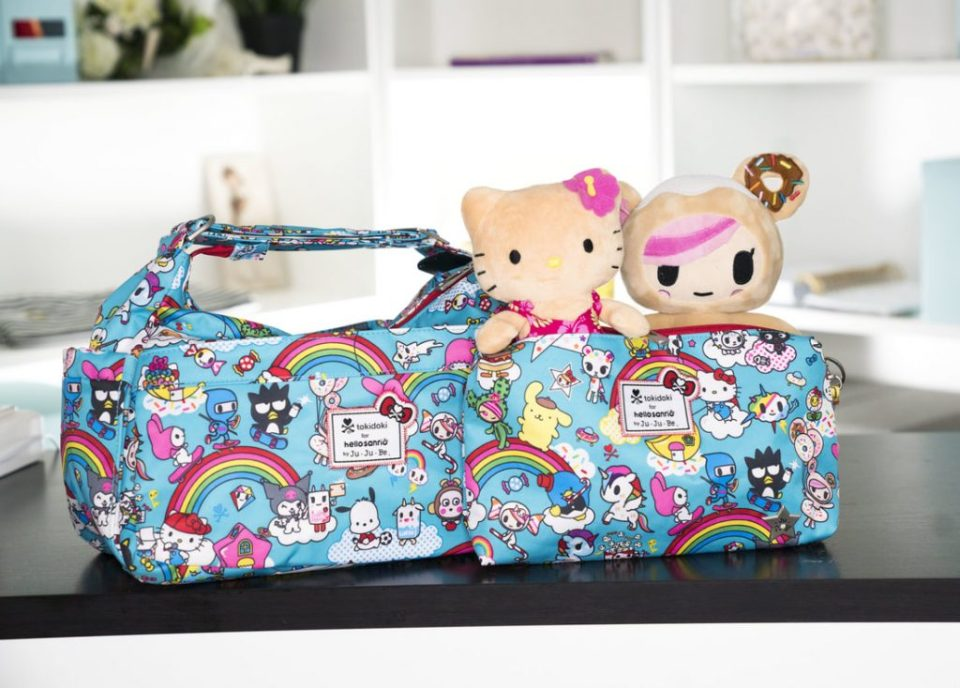 Jujube Rainbow Dreams Collab With Tokidoki