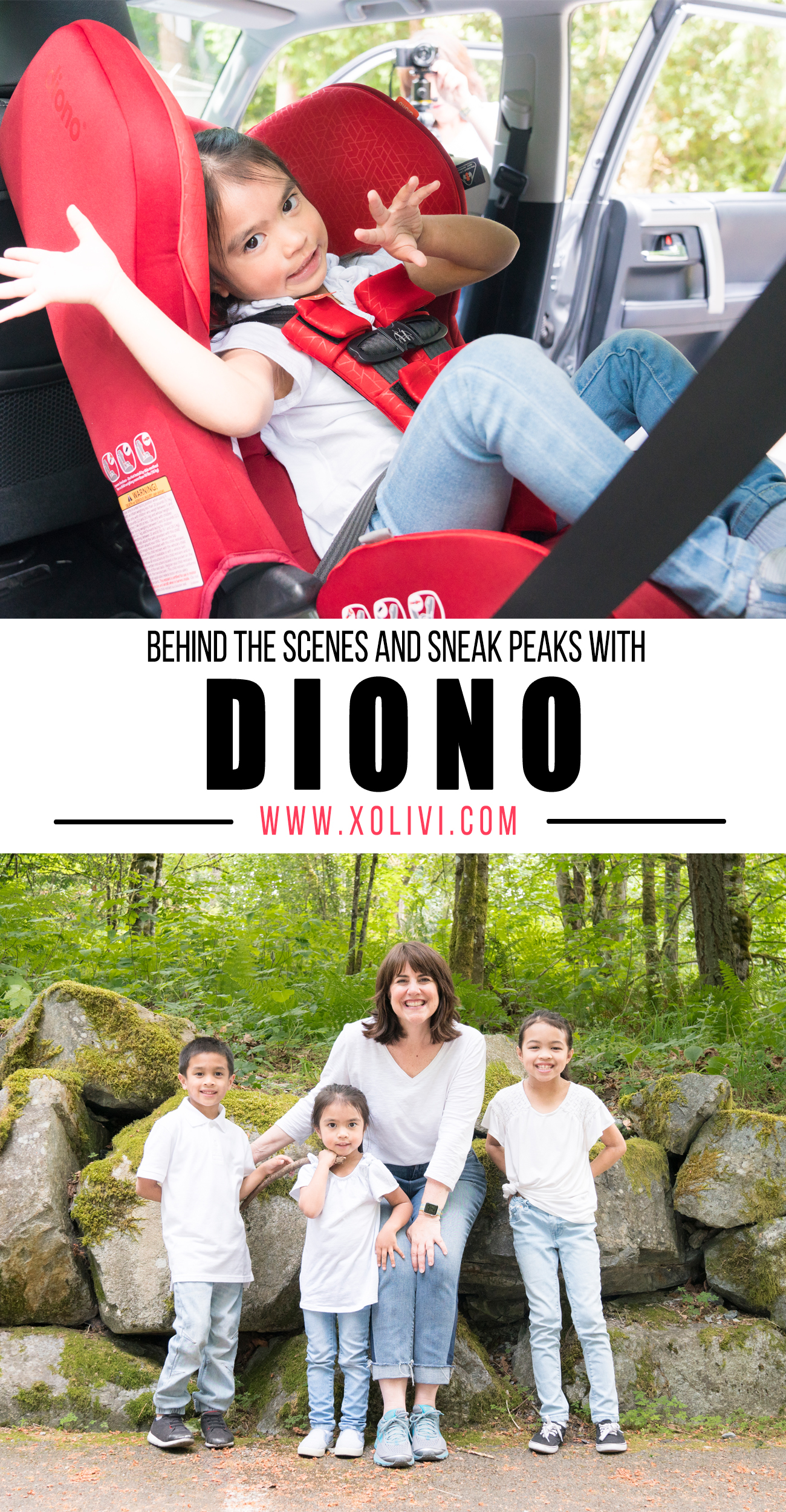 behind the scenes and new products diono