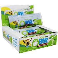 Orgain Kids Energy Bar, Vegan
