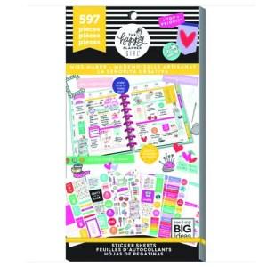 Miss Maker Stickers