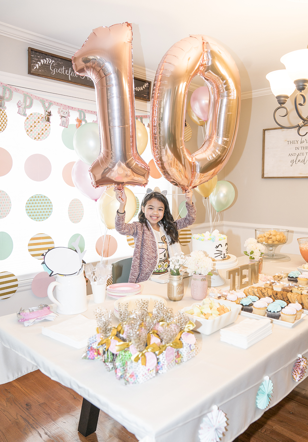 Girls 10th Birthday Party Ideas Oh The Big Ten T E N You Know Two Digit Age That Most Parents Dread To Admit Their Baby Is No Longer A