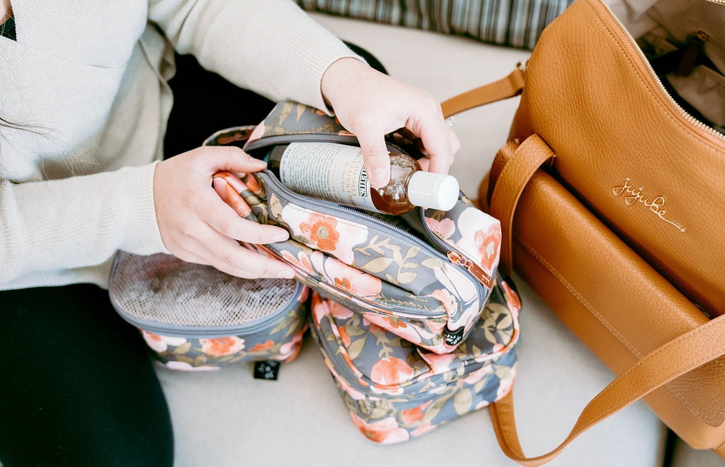 jujube weekender and be equipped