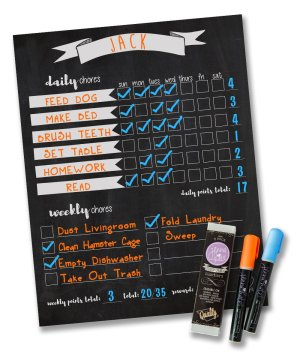Chore Chart – Complete