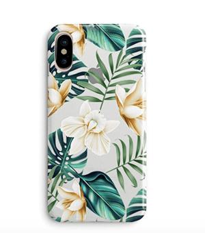 Green Leaf Phone Case