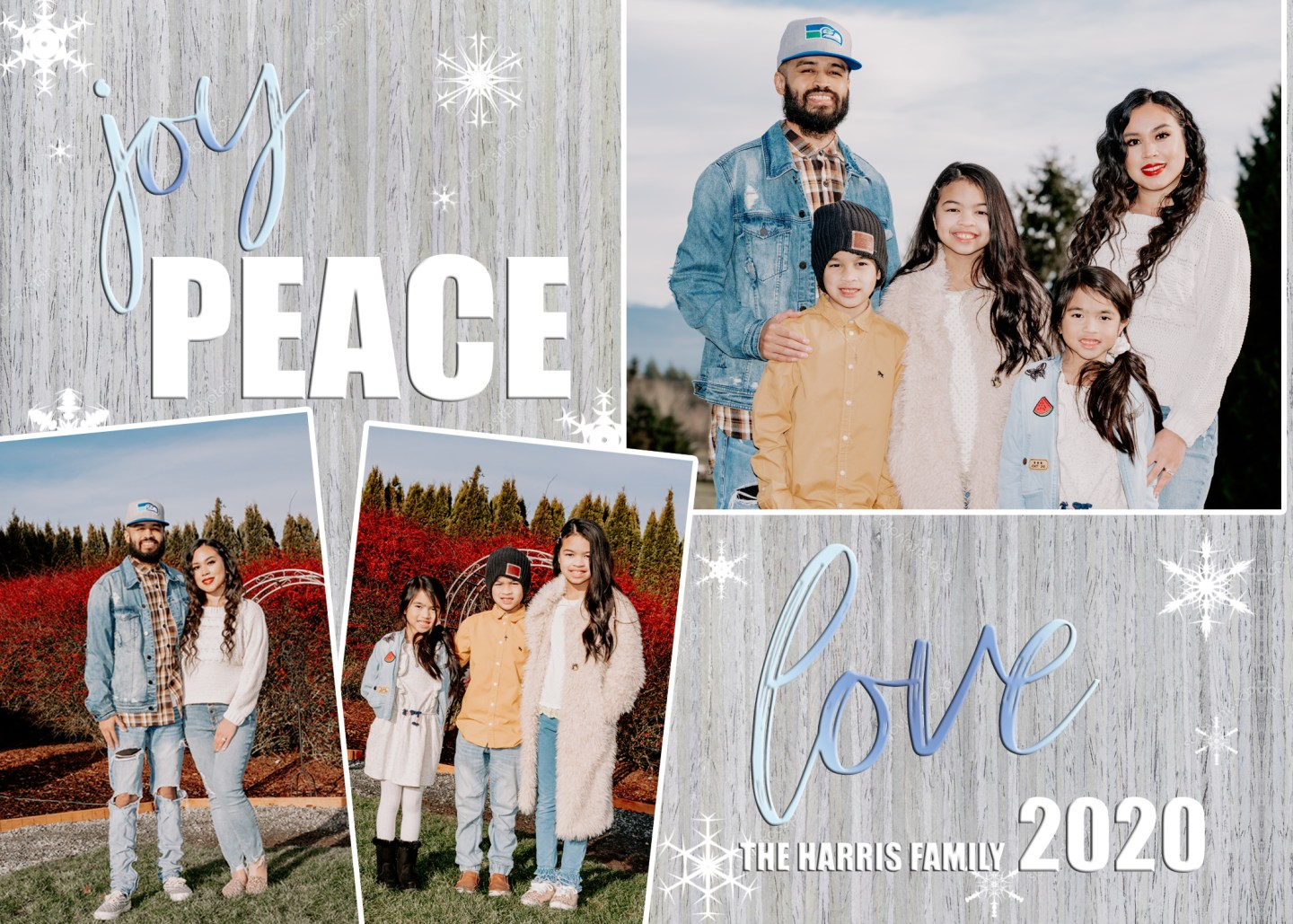 family christmas pictures ideas