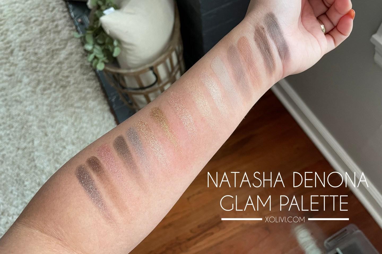natasha denona glam palette