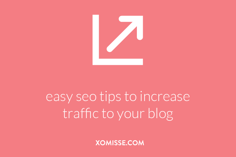 increase blog traffic with these seo tips
