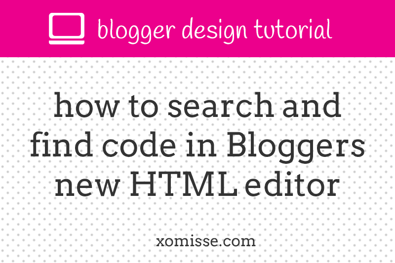 search-and-find-code-in-blogger