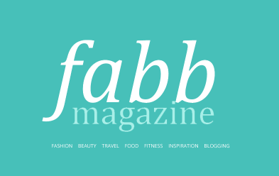fabb magazine - interactive fashion and beauty magazine featuring bloggers