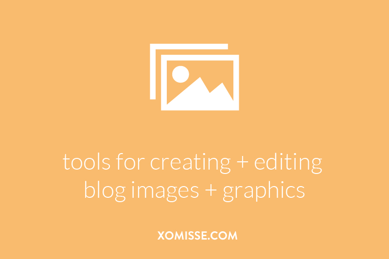 tools for creating and editing blog images - photoshop alternatives