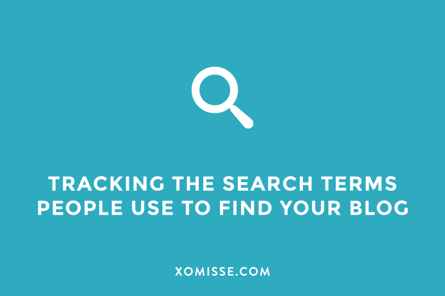 How to see the keywords people search for on Google to find your site