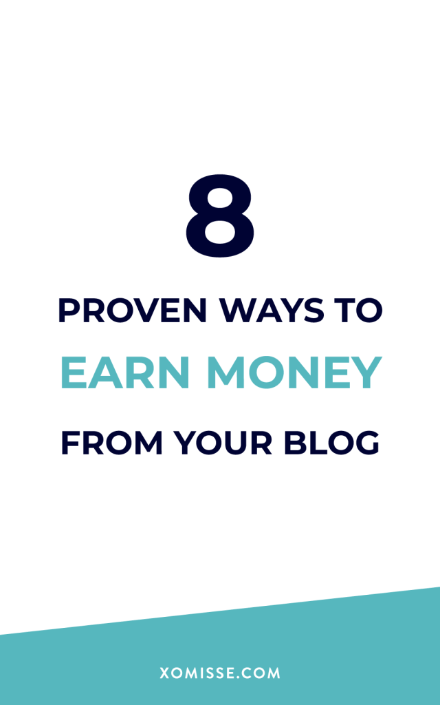 Whether it's a hobby that you'd like to earn a little bit of side income from or something you'd love to work on full-time, there are lots of opportunities available when it comes to making money through blogging