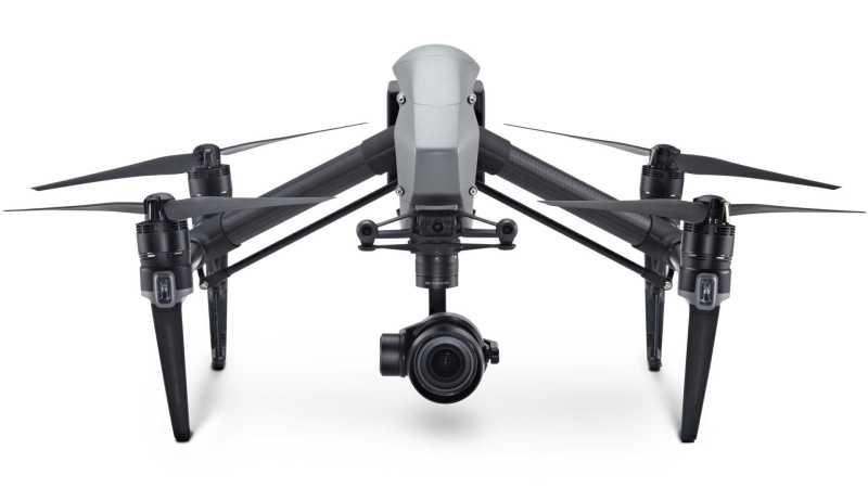 dji inspire 2 flycam drone