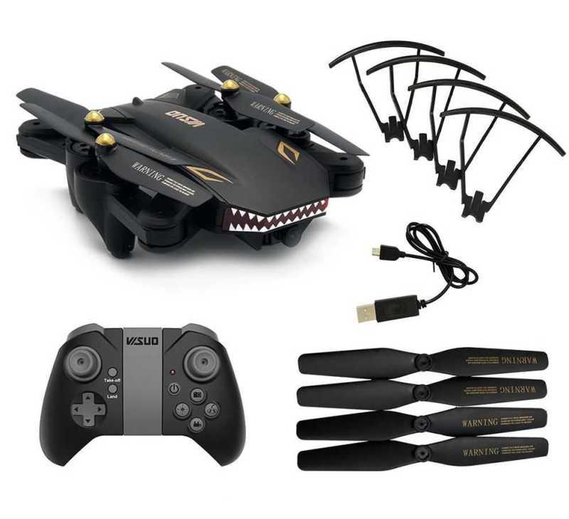 Flycam Visuo XS809S, Visuo XS809S, Drone Visuo XS809S