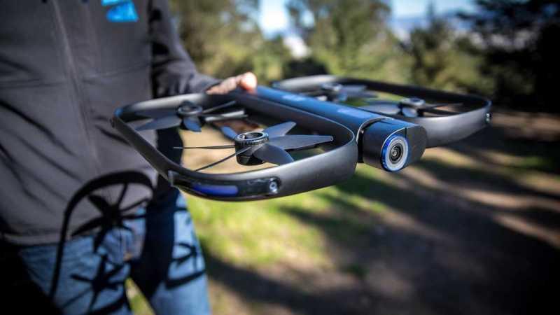 Flycam Skydio r1