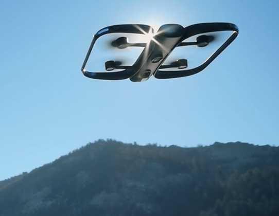 Cảnh báo cho Flycam Skydio