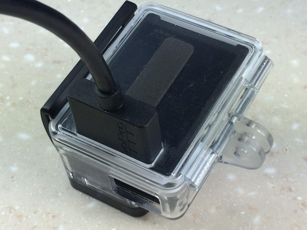 Gopro Bacpac Extension Cable Video
