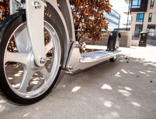 Xootr Rome Sparkesykkel med store hjul