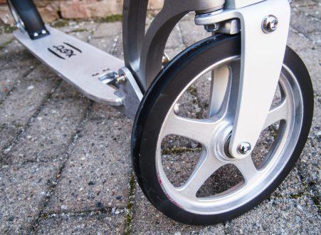 Xootr Sparkesykkel Voksne store hjul IMG_5030