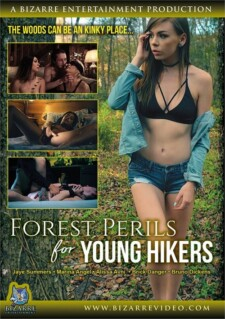 Forest Perils for Young Hikers