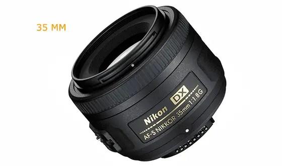 AF-S Nikkor 35 F mm / 1.8 G