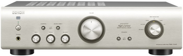 Denon PMA-520AE Is Optimal For The Home